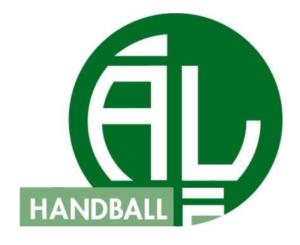 Logo Ål IL Håndball