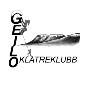 logo Geilo klatreklubb